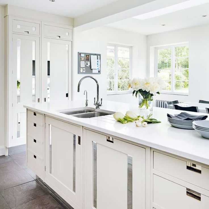 Classic-white-kitchen-Beautiful-Kitchens-Housetohome ~ http://www.lookmyhomes.com/white-kitchen-design-ideas-10-best-photos/
