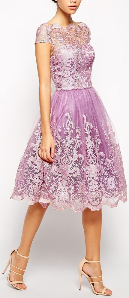 I have this dress in champagne-gold with 3/4 sleeve, but I love it in any color!