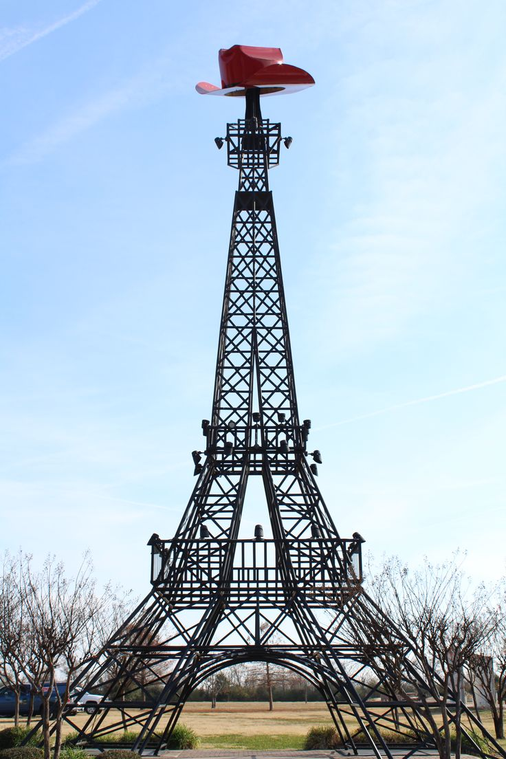 Paris Texas 12/02/2017 Eiffel tower, Paris texas, Eiffel