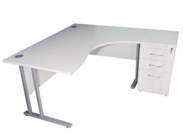 Office Desks White