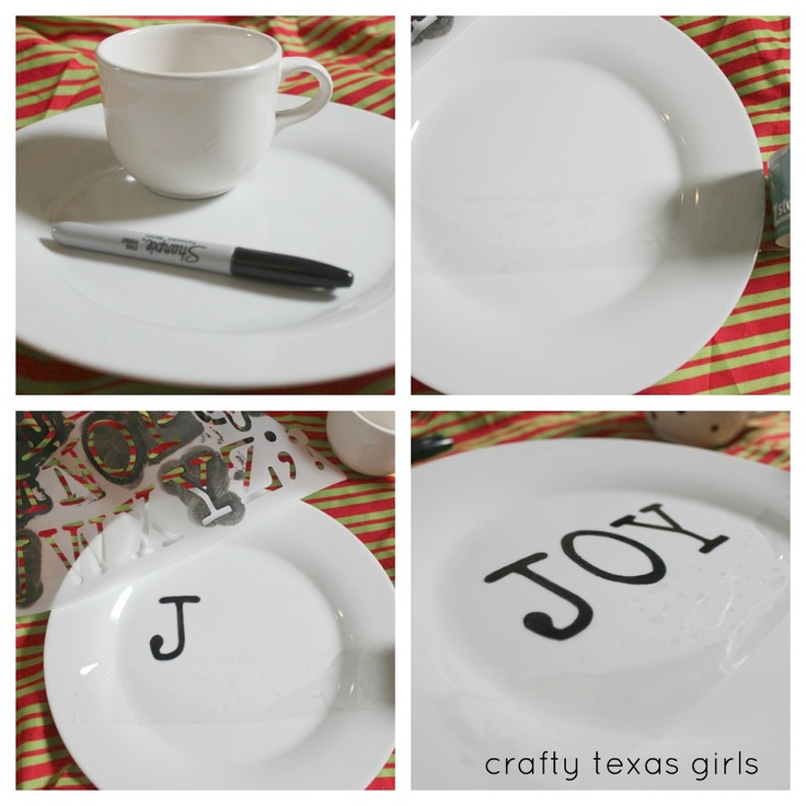 85 Best Sharpie Art Images On Pinterest Diy Mugs Dishes