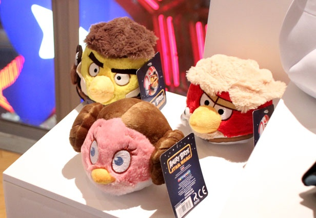 'Angry Birds Star wars