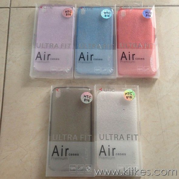Ume UltraThin Air 0.3mm Soft Case HTC Desire 816 - Rp 80.000 - kitkes.com