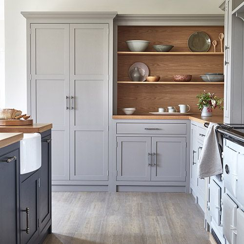 Naked Kitchen Cabinet Doors: Best 25+ Modern Country Kitchens Ideas On Pinterest