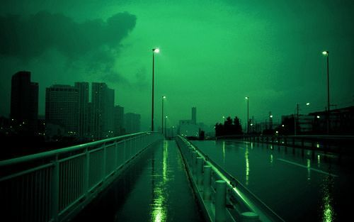 Green Aesthetic Pt.2