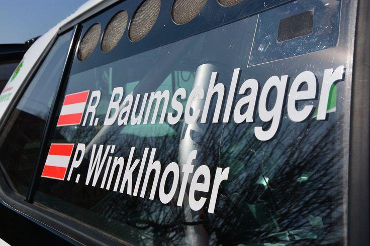 Raimnd Baumschlager Primin Winklhofer Rebenland RALLYE 2017 - SIEG