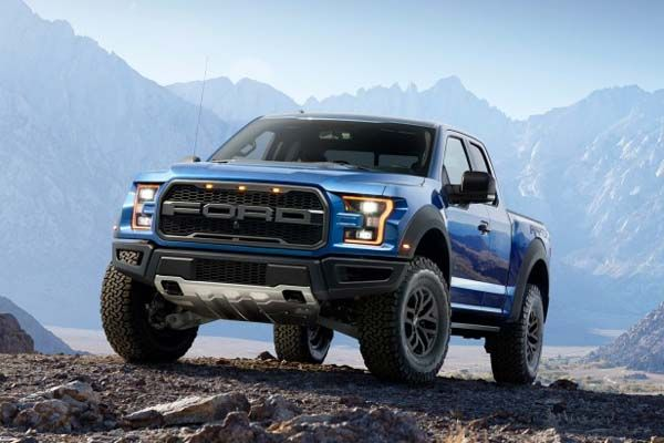 2017 Ford Raptor Release date and Price