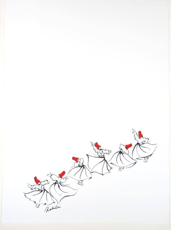 Saatchi Art Artist: Zuzu Sahillioglu; Pen and Ink 2011 Drawing ...