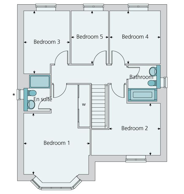 10 best Bovis Homes The Oxford images – Bovis Homes Floor Plans