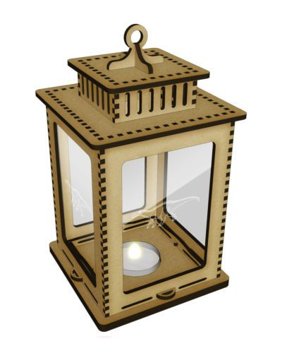 Candle Lantern Tea Light holder