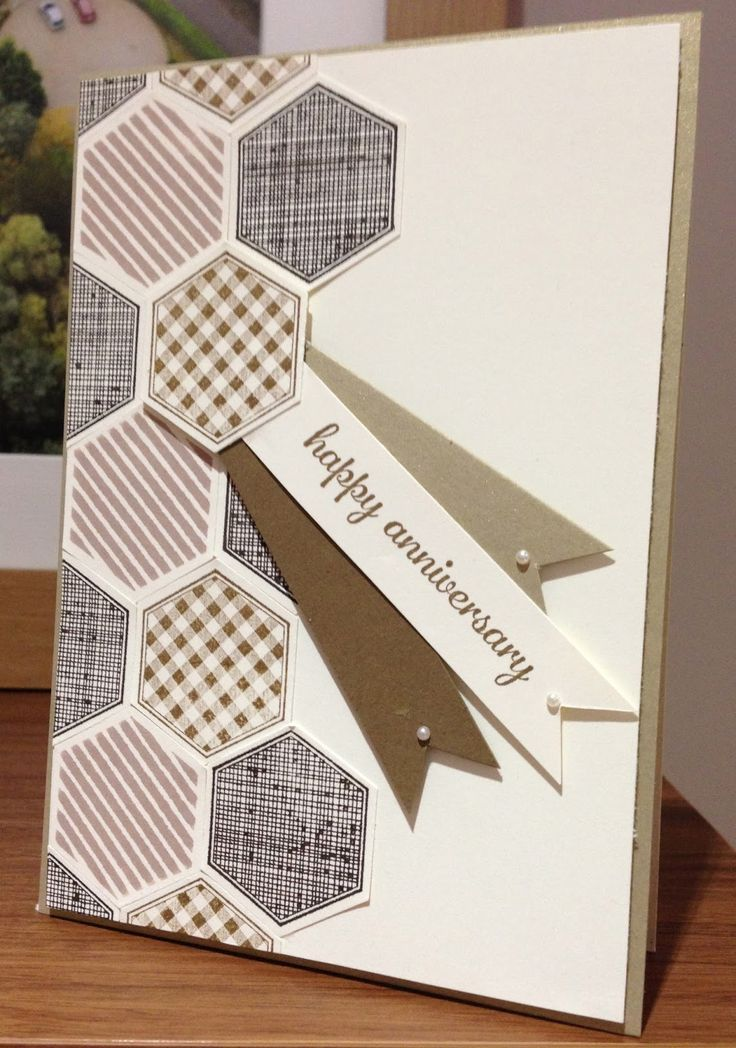 Oakfield Crafts : Happy Anniversary