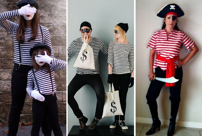 37 DIY Costumes You Already Have in Your Closet via Brit + Co.: