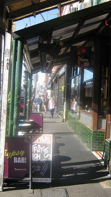 Brunswick St. Fitzroy #101 by fitzsimrah, via Flickr Melbourne Victoria Australia