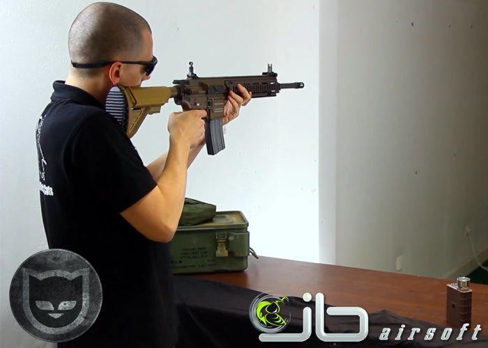 223 best images about paintball airsoft pistols vfc hk m27 iar aeg review by tbc
