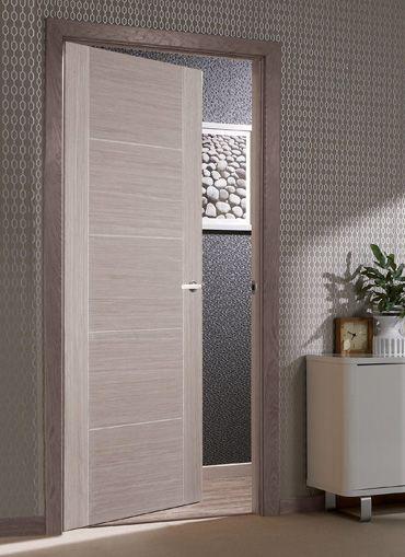 Vancouver Light Grey Internal Door