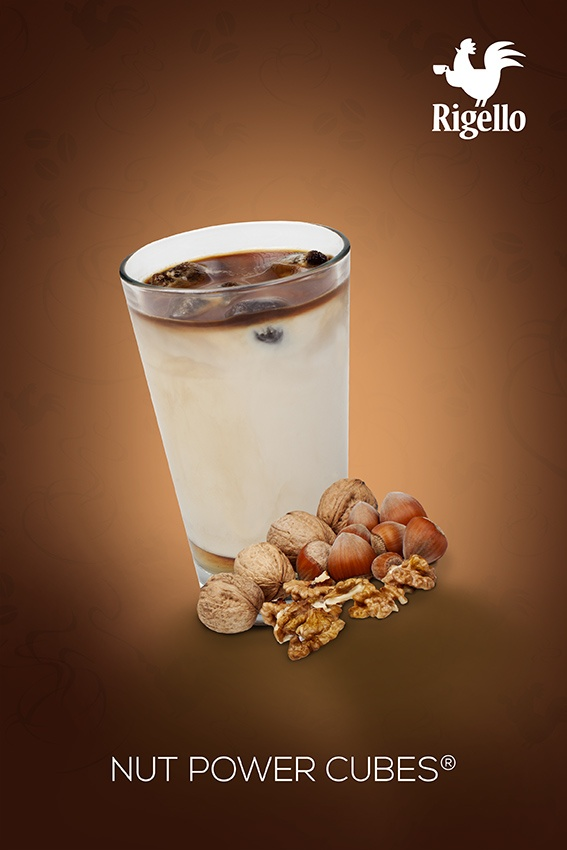 Power Cubes® Line: #Nut Power Cubes® #Coffee by #Rigello