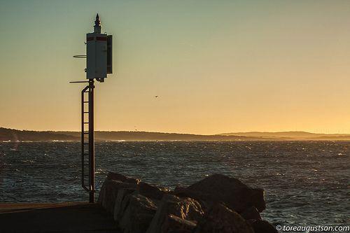 Photo of, Light on the Pier