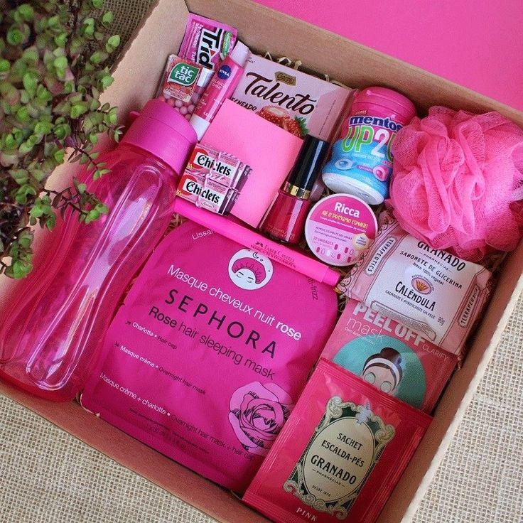 Presentes de agradecimento: 33 ideias para demonstrar sua gratidão   Ideias para cestas de presentes, Presentes de agradecimento, Cestas de presente de aniversário