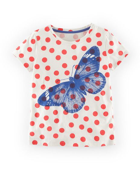 Animal Graphic T-shirt 31840 Graphic T-Shirts at Boden