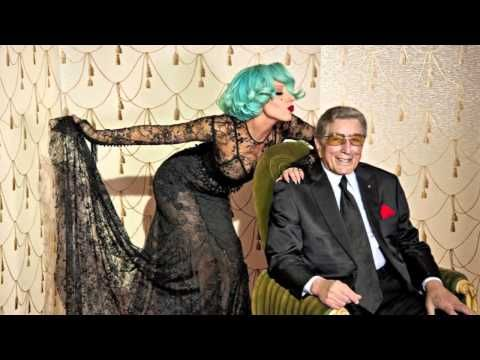 Tony Bennett ft. Lady Gaga - The Lady Is A Tramp. Love this clip!!!