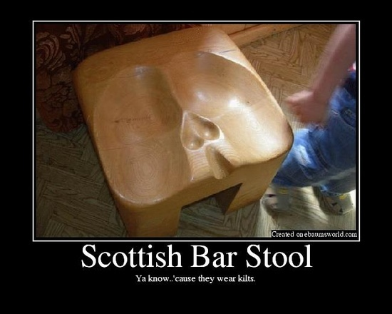 Scottish Bar Stool Robbie Burns Night Pinterest Bar