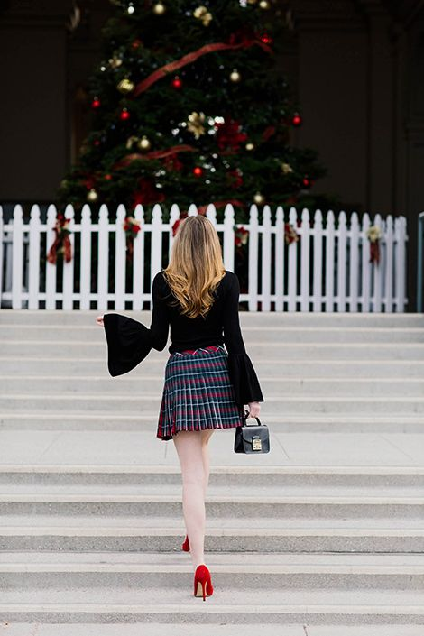 Christmas Plaid - The A List - A Blog By Alyssa Campanella