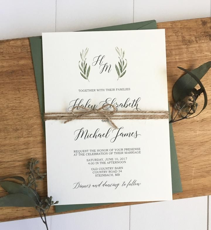 901 best Wedding Invitations - Love of Creating images on Pinterest