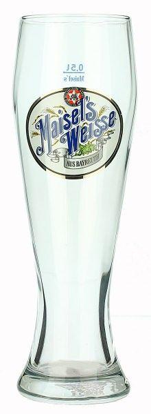 Maisel Weizen Glass 0.5L | German Glasses