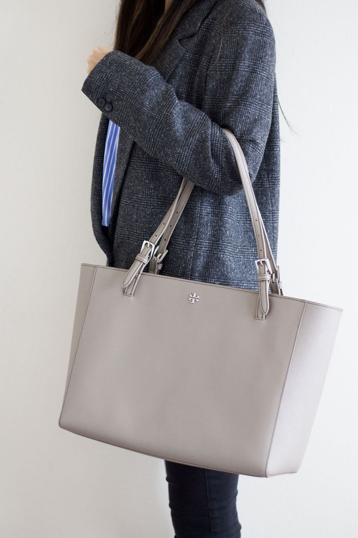 Tory Burch York Buckle Tote Review