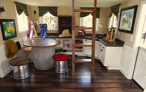 Playhouse Kitchen Cabinets