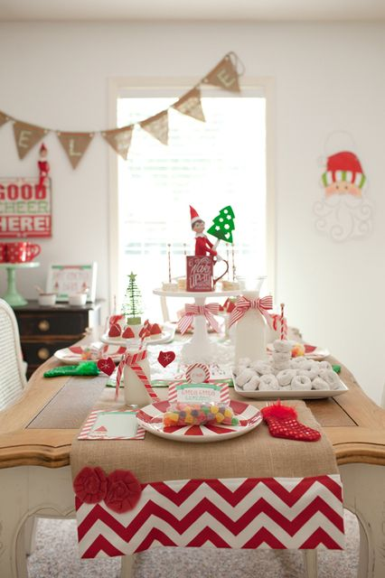 North Pole Breakfast with Santa's Magical Christmas Elf | Welcome
