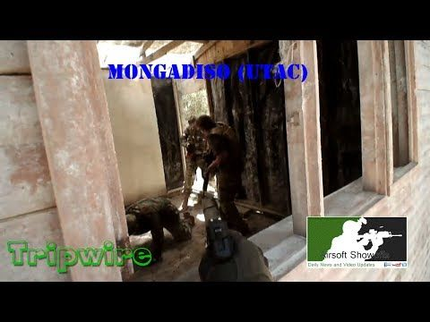 TRIPWIRE - Mongadiso (UTAC) first person shooter (Airsoft game / war, Cape Town ,South Africa)