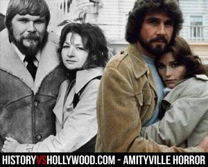 The Amityville Horror at HistoryvsHollywood.com - The real-life George and Kathy Lutz vs. the horror movie actors, James Brolin and Margot Kidder. Learn more at: http://www.historyvshollywood.com/reelfaces/amityvillehorror1979.php