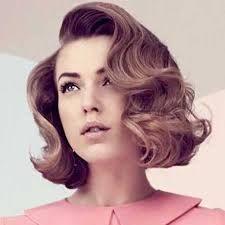 Billedresultat for vintage hairstyle