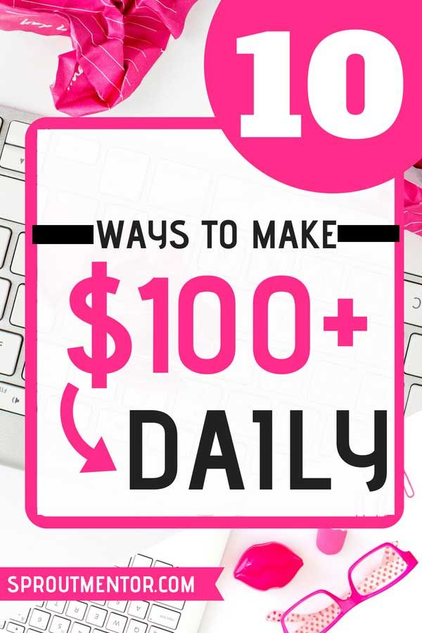 How To Make More Than $100 Daily – Laurel Pipkin