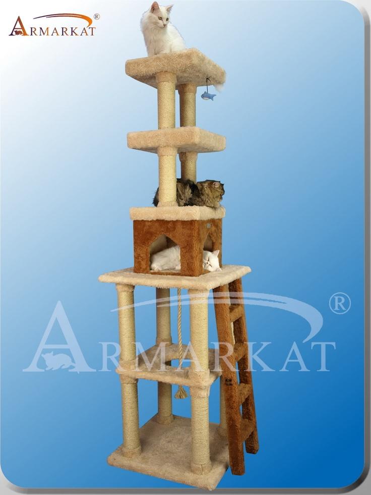 Cat Furniture Canada, Cat Tree, Cat Condo, Cat Towers, Cat Scratcher, Cat House For Sale, Armarkat, Undercover, Free Shipping