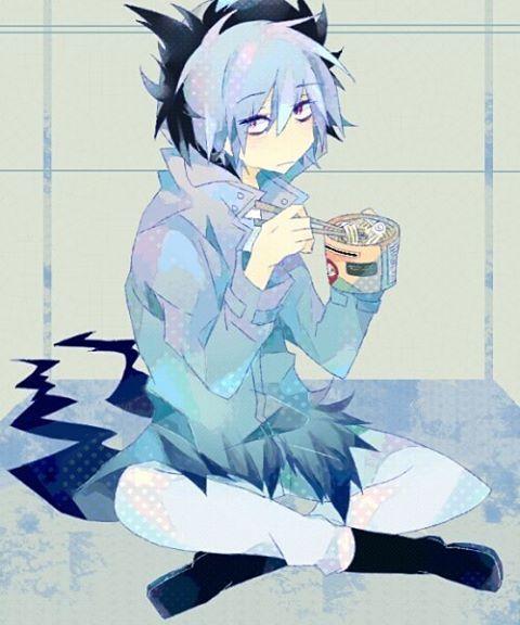 Kuro // Sleepy Ash // Servamp