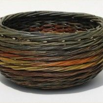 Curly Weave Bowl by Joe Hogan http://www.joehoganbaskets.com