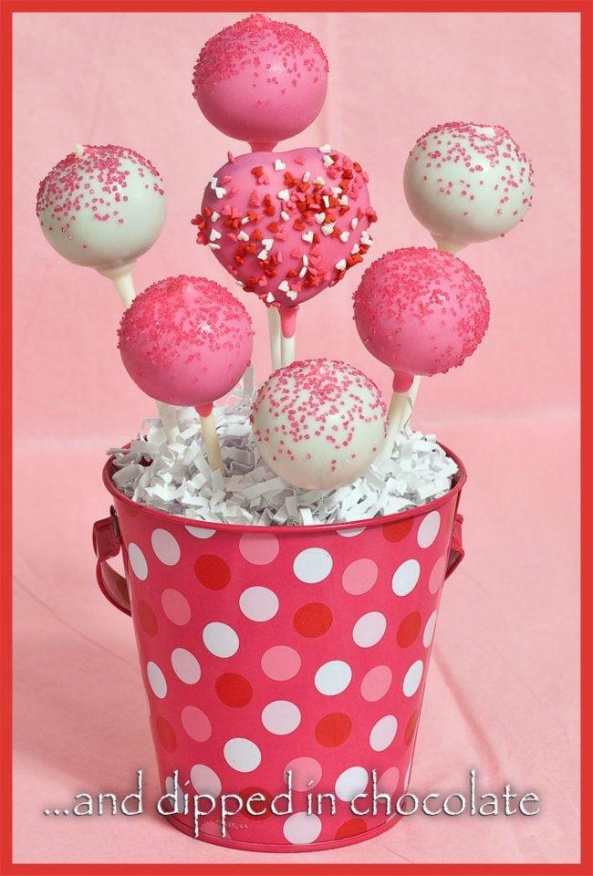 Valentine S Day Cake Pop Decorating Ideas : 25+ best ideas about Cake pop bouquet on Pinterest Baby ...
