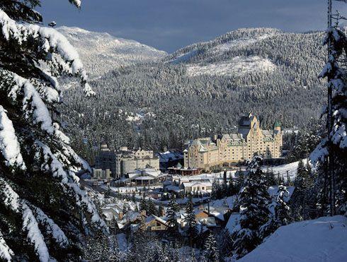 Fairmont Chateau Whistler Hotel