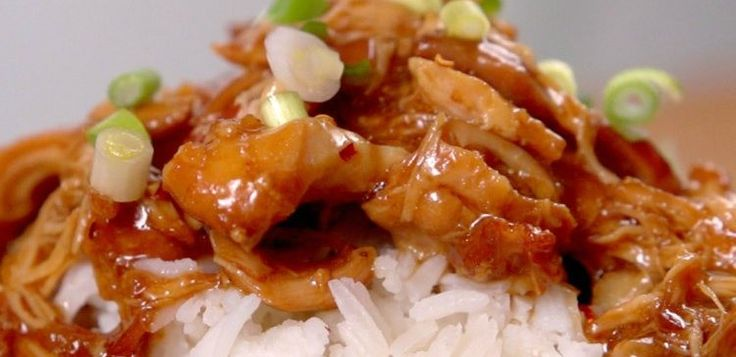 Bourbon Street Chicken in Slow Cooker-- maybe should try this!