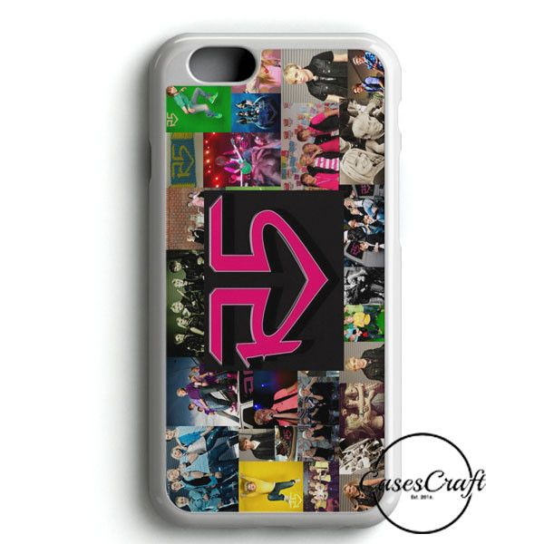 Ross Lynch R5 Band Collage iPhone 6/6S Case | casescraft