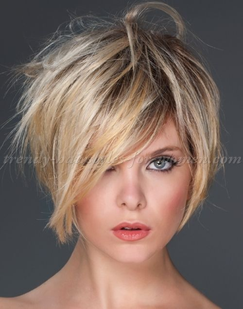 Best 25+ Short haircuts ideas on Pinterest | Blonde bobs ...