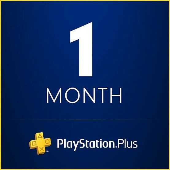 Ps Plus 1 Month Playstation Plus Ps4 Ps3 Vita 2 14 Day Membership No Code Ps4 Gaming Video Ps Plus Playstation Free Ps Plus