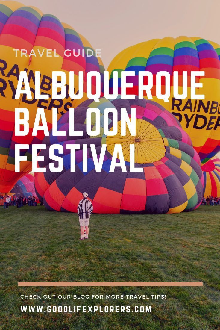 Albuquerque International Balloon Fiesta in 2020 (With