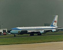 Air Force One - Wikipedia, the free encyclopedia 1960's