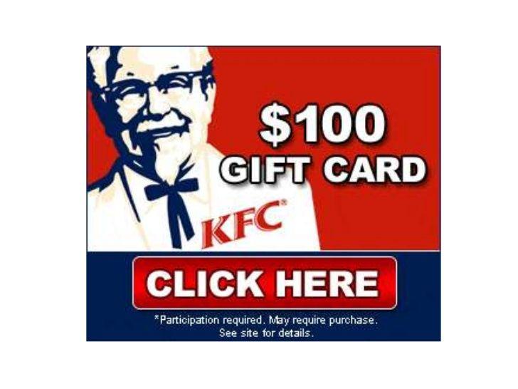 Kfc coupons deutschland