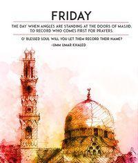 32+ Beautiful Islamic Jumma Mubarak Images With Quotes & Wishes…