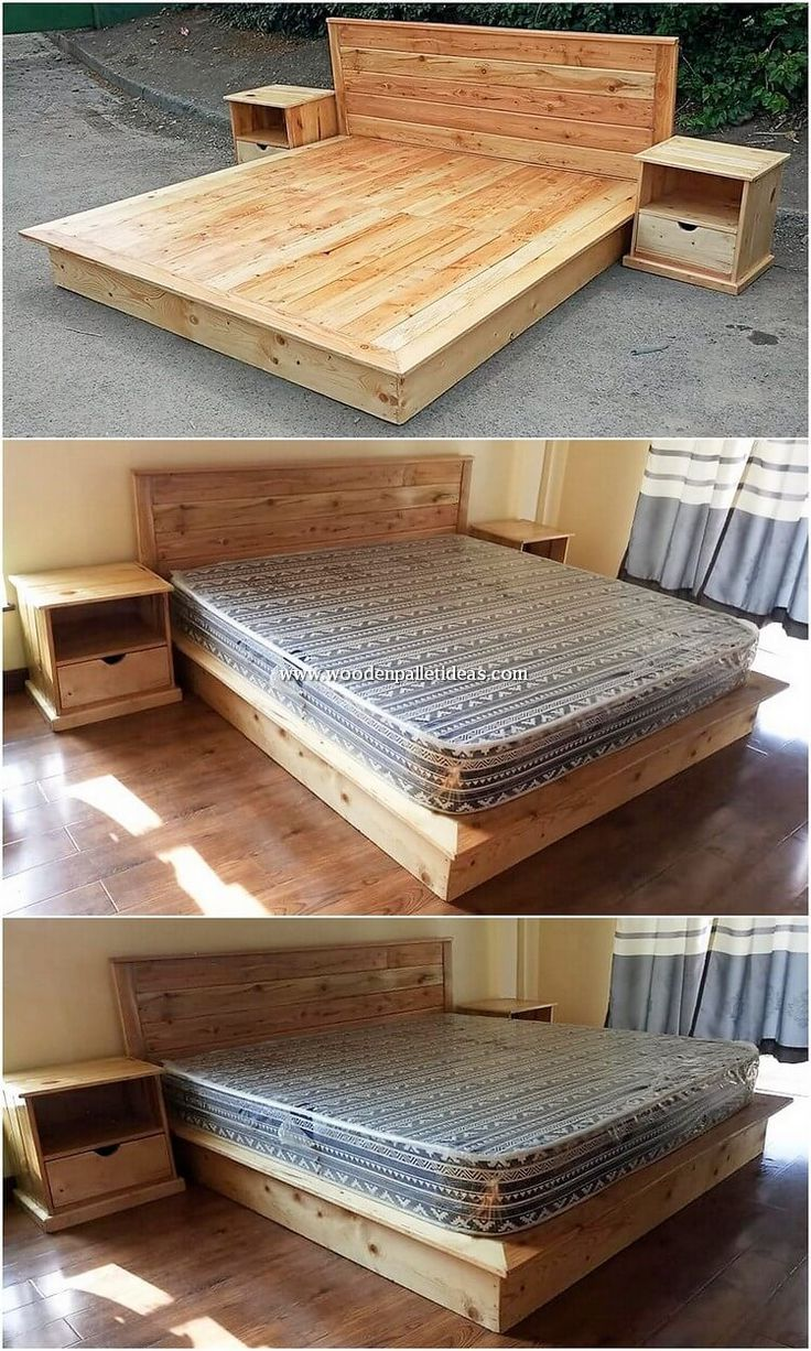 Most Recent Diy Wood Pallet Projects And Ideas Wood Pallet Beds