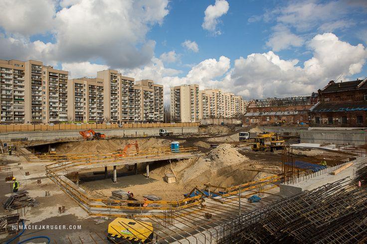 #CentrumpraskieKoneser #Koneser #Architecture #revitalisation #factory #mixeduse